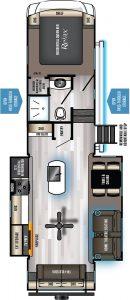 2021 Eurocruiser 965 floorplan