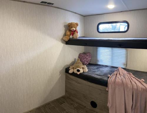 110TT bunk area