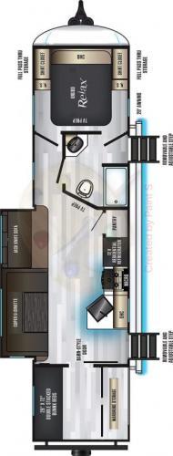 2021 eurocruiser 110 travel trailer Wardrobe